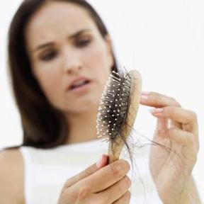 симптомы нездоровых волос