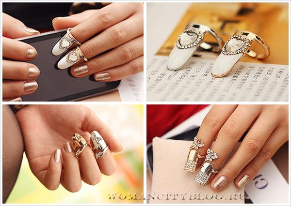 нігтів кільця