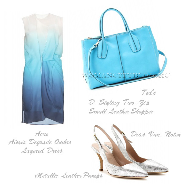 Модно одеться весной 2017
