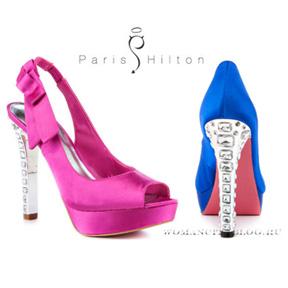 Париж-Хілтона-атласом взуття